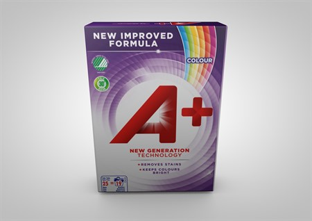 A+ Colour Pulver 8x833gr