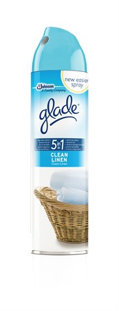 Glade Aerosol Clean Linen 12x300ml