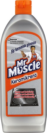 Mr Muscle Keramikrent 12x200ml