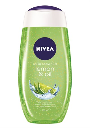 Nivea Shower Lemon&Oil 6x250ml