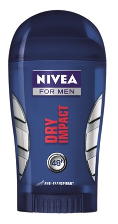 Nivea Men Deo Dry Impact Stick 6x40ml