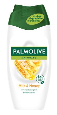 Palmolive Dusch Naturals Milk& Honey 12x250ml