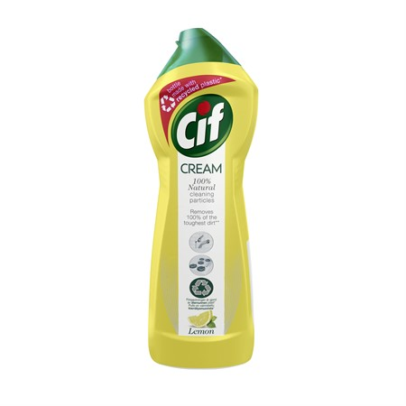 CIF Cream Lemon 8x750ml
