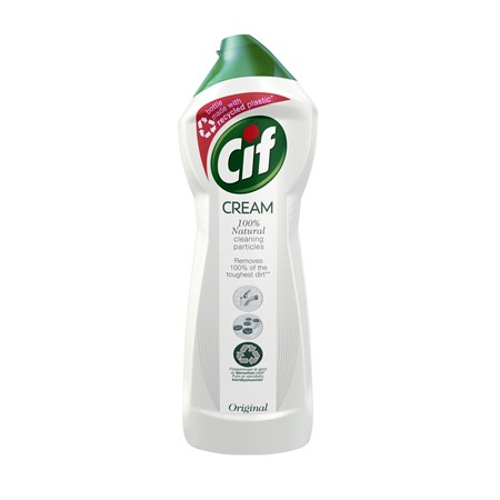 CIF Cream Original 8x750ml