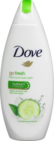 Dove Shower Fresh Touch 6x250ml