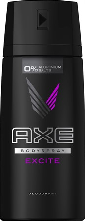 AXE Deo Spray Dark Exicte 6x150ml
