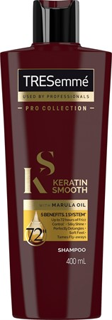 Tresemmé Keratin Smooth Shampoo 6x400ml